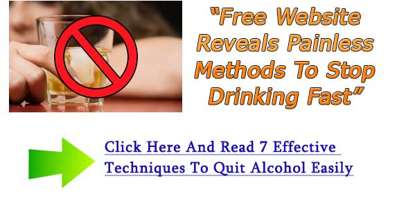 How to quit alcohol abuse